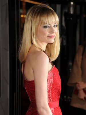 'Gangster Squad': Emma Stone on Playing a Woman Who Wants 'To Be a Star at Any Cost'