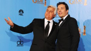 Sources: Jimmy Fallon Reaches Out to Jay Leno About NBC's 'Tonight Show' Transition