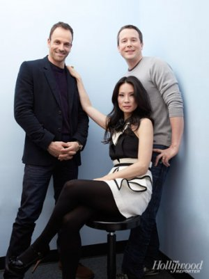 'Elementary' Creator Says Lucy Liu's Female Watson 'Started as a Joke' (Video)