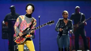 The Rocker Formerly Known as Prince Returns with New Single (Video)