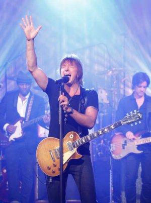 Richie Sambora Bows Out of Bon Jovi Overseas Tour Dates