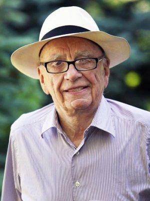Rupert Murdoch's 12 Best Tweets of 2012