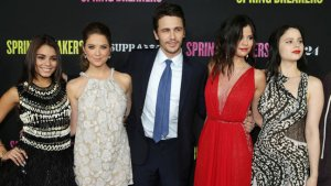 Inside the 'Electric' 'Spring Breakers' L.A. Premiere With Selena Gomez, James Franco