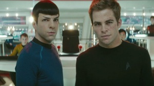 'Star Trek Into Darkness' Footage Will Sneak Before 'The Hobbit'
