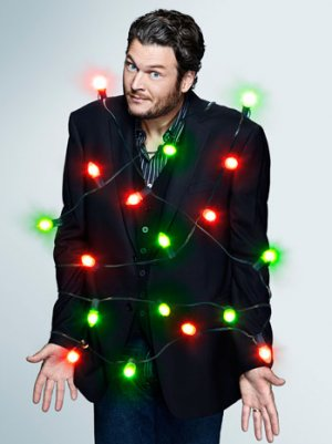 R-Rated Claymation, Comedy Gags Highlight Blake Shelton's 'Not-So-Family Christmas Special'