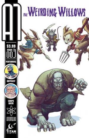 Titan Comics Reveals 'A1' No. 3 Cover (Exclusive)