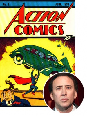 Nicolas Cage Comic-Book Heist to Become Movie at Lionsgate (Exclusive)