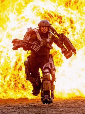 Comic-Con: Tom Cruise-Emily Blunt's 'All You Need Is Kill' Gets New Title, Will Debut Footage