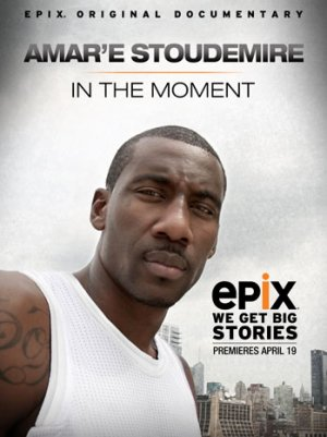 New York Knicks' Amar'e Stoudemire Is Centerpiece in Epix Doc Slate