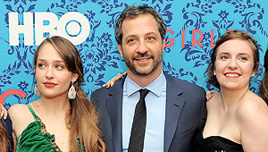 Judd Apatow on 'Girls' Awkward Sex Scenes: 'People Are Way Too Prudish' (Q&A)