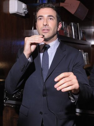 Ari Melber Named Co-Host of MSNBC's 'The Cycle'