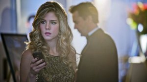 'Arrow's' Emily Bett Rickards on Intense Final Episodes: 'Hopefully You Don't Have a Stroke'