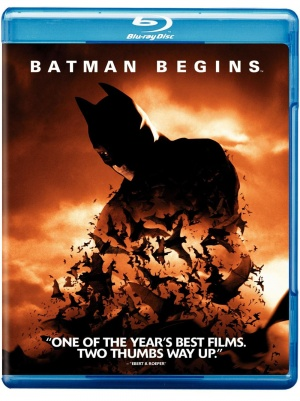 'Batman Begins', 'The Dark Knight' Top DVD, Blu-Ray Sales Charts