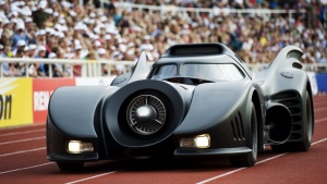 Judge Declares Batmobile Is Subject to Copyright