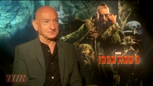 'Iron Man 3's' Ben Kingsley: The Mandarin Is a 'Cultural Nightmare' (Video)