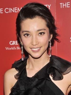 China's Li Bingbing Boards 'Transformers 4'