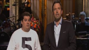 'SNL' Recap: Ben Affleck Episode Sends Bill Hader Off in Style