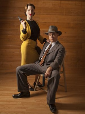 First Look at Lifetime/History's 'Bonnie and Clyde' Miniseries (Photos)