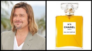 Brad Pitt's First Chanel No. 5 TV Commercial To Debut On October 15