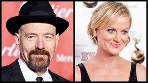 Bryan Cranston, Amy Poehler Added as SAG Awards Presenters