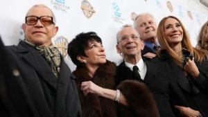 Liza Minnelli and Joel Grey Celebrate 'Cabaret' 40 Years Later