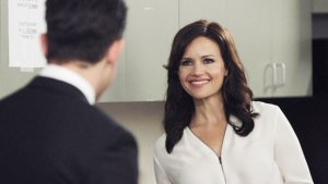 Carla Gugino on Taming Schmidt as 'New Girl's' Sexually Aggressive Guest Star