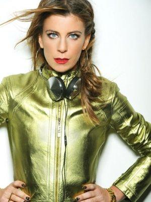 DJ Michelle Pesce's Coachella Beauty Routine