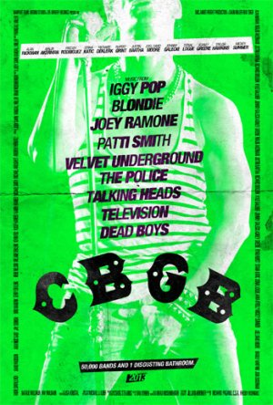 Stiv Bators Is All Punk on New 'CBGB' Poster (Exclusive)