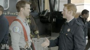 'Chicago Fire': Casey and His Men Hit With Serious Theft Allegations (Exclusive Video)