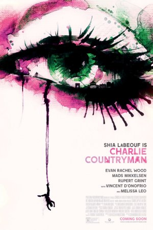 Shia LaBeouf Makes an Artsy Splash in 'Charlie Countryman' Posters