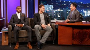 Jimmy Kimmel Wins Round 3 in New Late Night Ratings Battle for Demo
