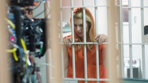 Claire Danes Ends Up in Jail, Kisses Puppies in Comedic New Audi Ad