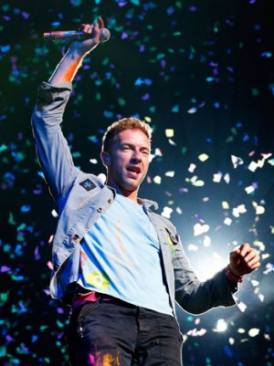 Coldplay to Release First Song From 'Hunger Games: Catching Fire' Soundtrack