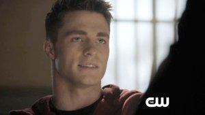 'Arrow's' Colton Haynes Pits Speedy vs. Speedy (Exclusive Video)