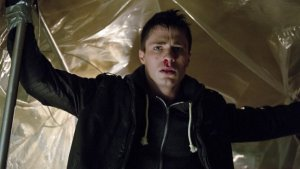 'Arrow': Colton Haynes on Roy Harper's Journey, Deadly Games and the Season Finale