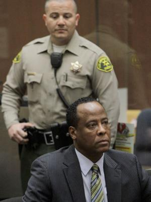 Conrad Murray Breaks Into Song During CNN Interview (Video)