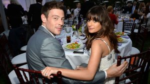 'Glee's' Lea Michele 'Grieving Alongside' Cory Monteith's Family