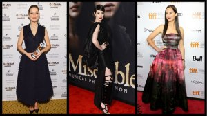 Jessica Chastain, Anne Hathaway, Jennifer Lawrence: Ready for a Golden Globe Red-Carpet Rumble