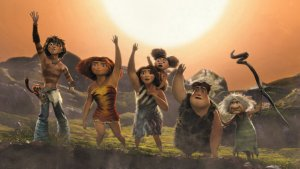 China Box Office: 'American Dreams' Reigns, But 'The Croods' Hangs On