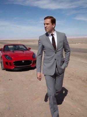 Damian Lewis Brings British Quirk to Jaguar Short 'Desire'
