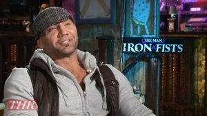 'Man With the Iron Fists' Star Dave Bautista on Why He 'Felt Bad' for RZA (Video)