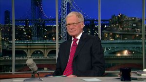 David Letterman Jokes About NBC's Late-Night Shake-Up, Does Jay Leno-Themed Top 10 List