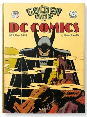 'Golden Age of DC Comics' Explores Superhero History