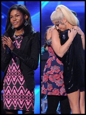 'X Factor' Recap: Diamond White, CeCe Frey Fall Short of Semifinals