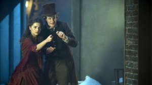 Comic-Con: 'Doctor Who' Previews 50th Anniversary With Smith and Tennant