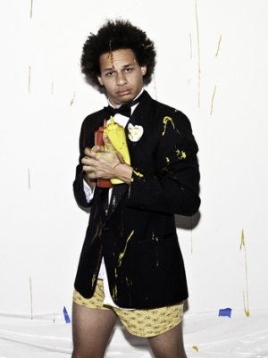 Eric Andre Brings his ADD Act to L.A.'s Fonda Theatre