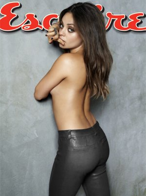Mila Kunis Crowned Sexiest Woman Alive by Esquire Magazine