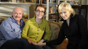 Gabrielle Giffords Books Sitdown With Diane Sawyer on Shooting Anniversary