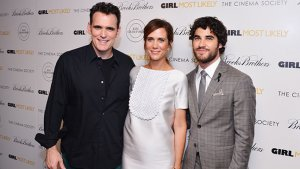 'Girl Most Likely' Screening: Kristen Wiig and Matt Dillon Talk Supporting Smaller Movies