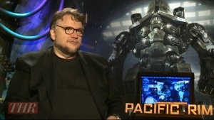 'Pacific Rim's' Guillermo del Toro on Box-Office Pressure, Planning a Sequel (Video)